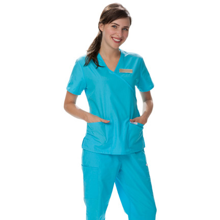healthcare nurse scrubs